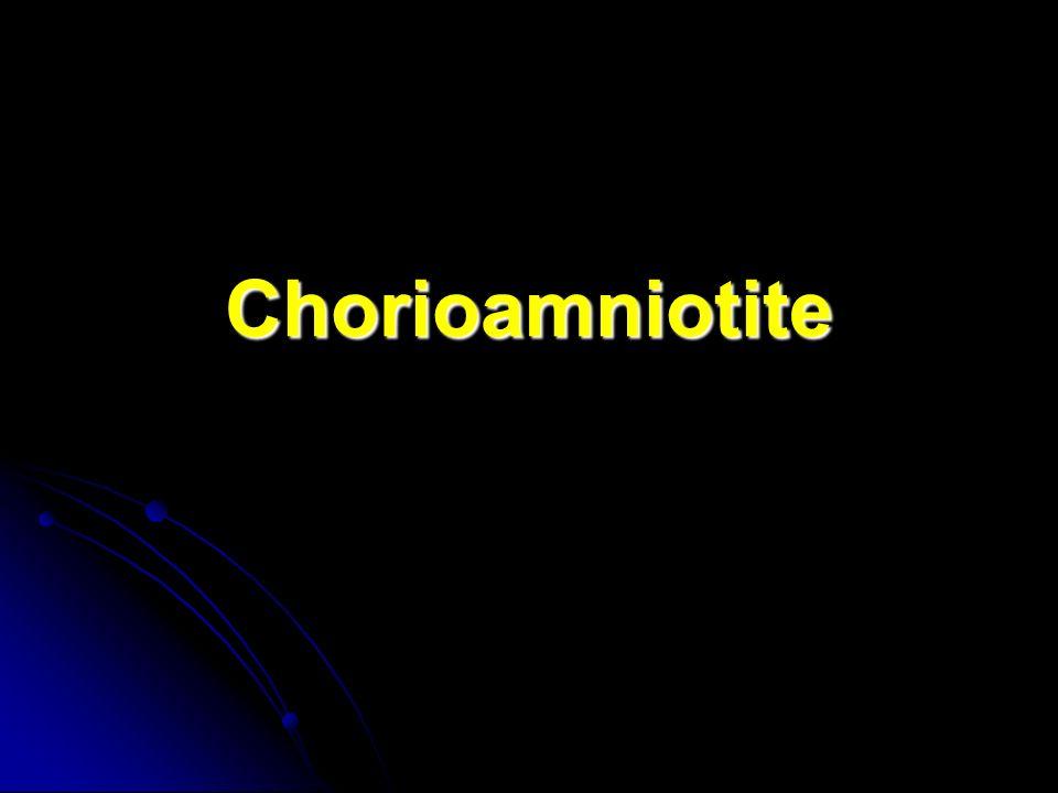 Chorioamniotite