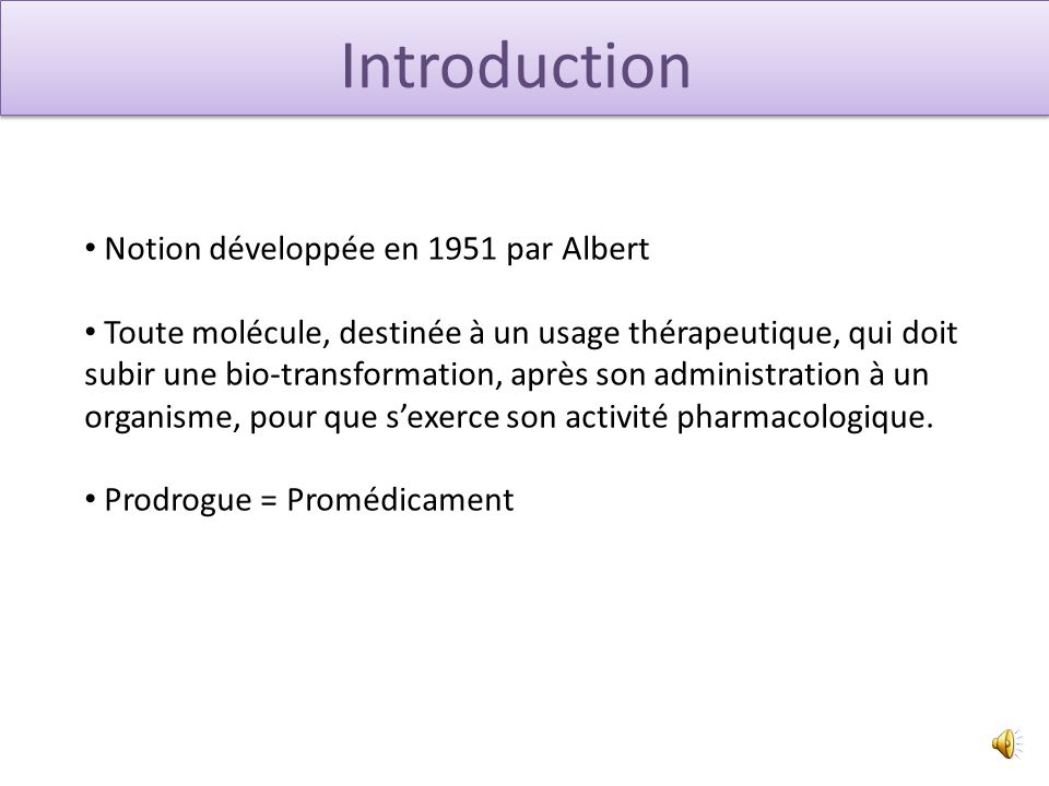 Introduction Notion développée en 1951 par Albert