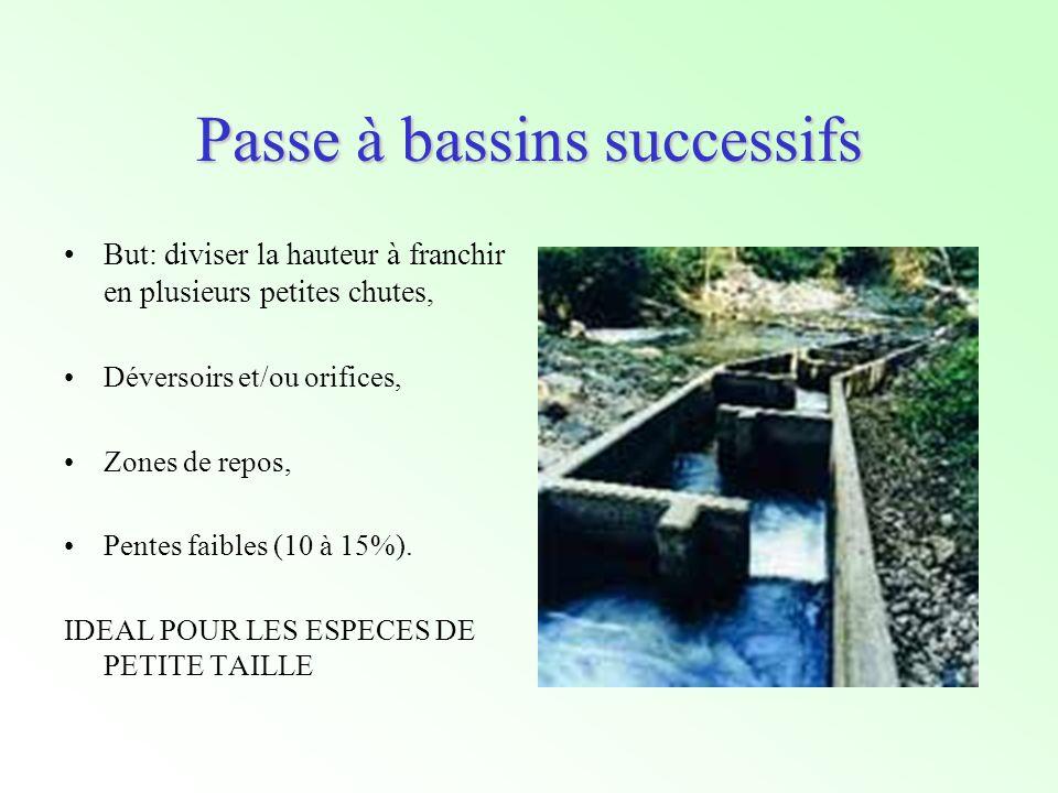 Passe à bassins successifs
