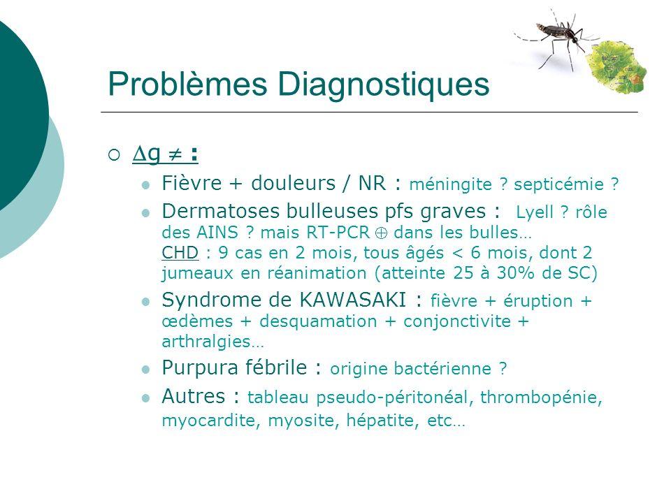 Problèmes Diagnostiques