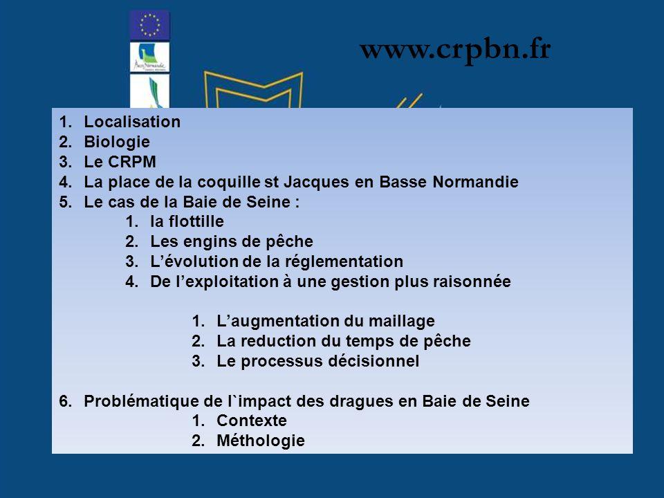 www.crpbn.fr Localisation Biologie Le CRPM