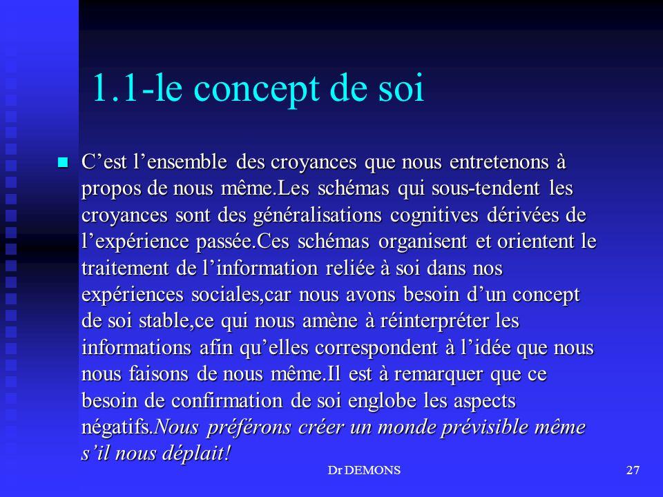 1.1-le concept de soi