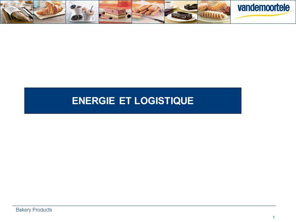 ENERGIE ET LOGISTIQUE Bakery Products