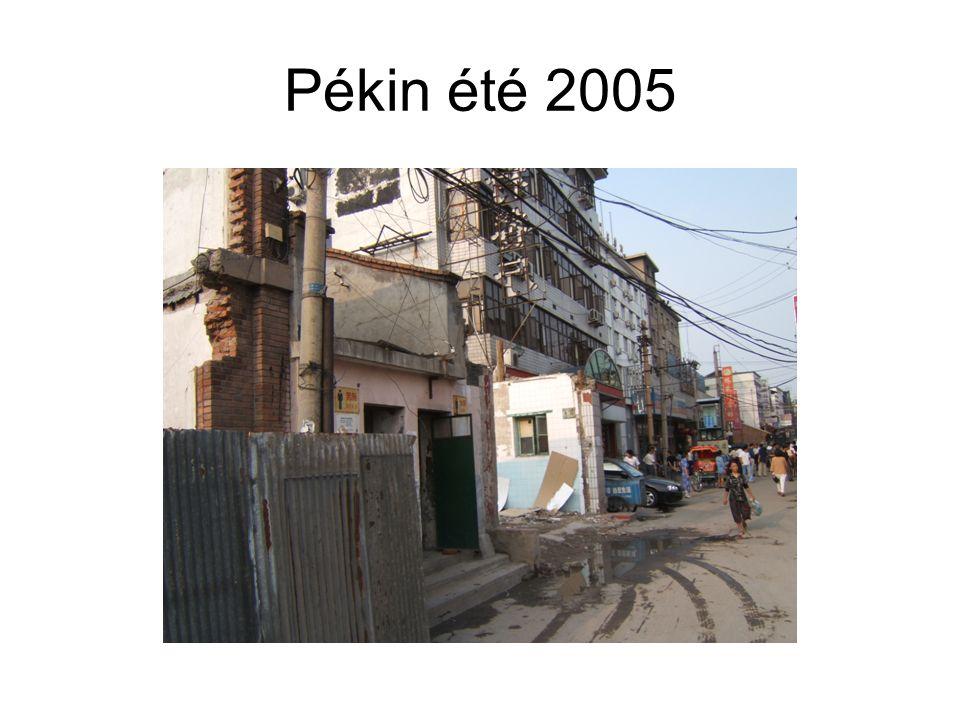 Pékin été 2005