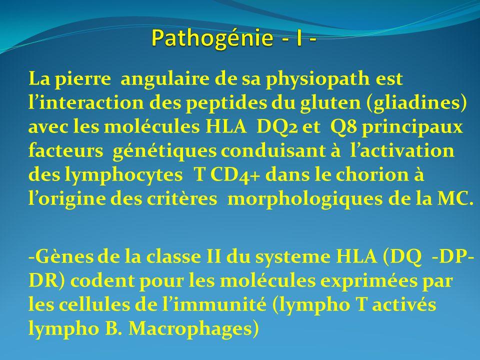 Pathogénie - I -
