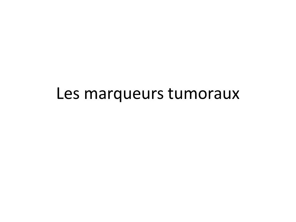 Marqueur tumoral definition of marriage