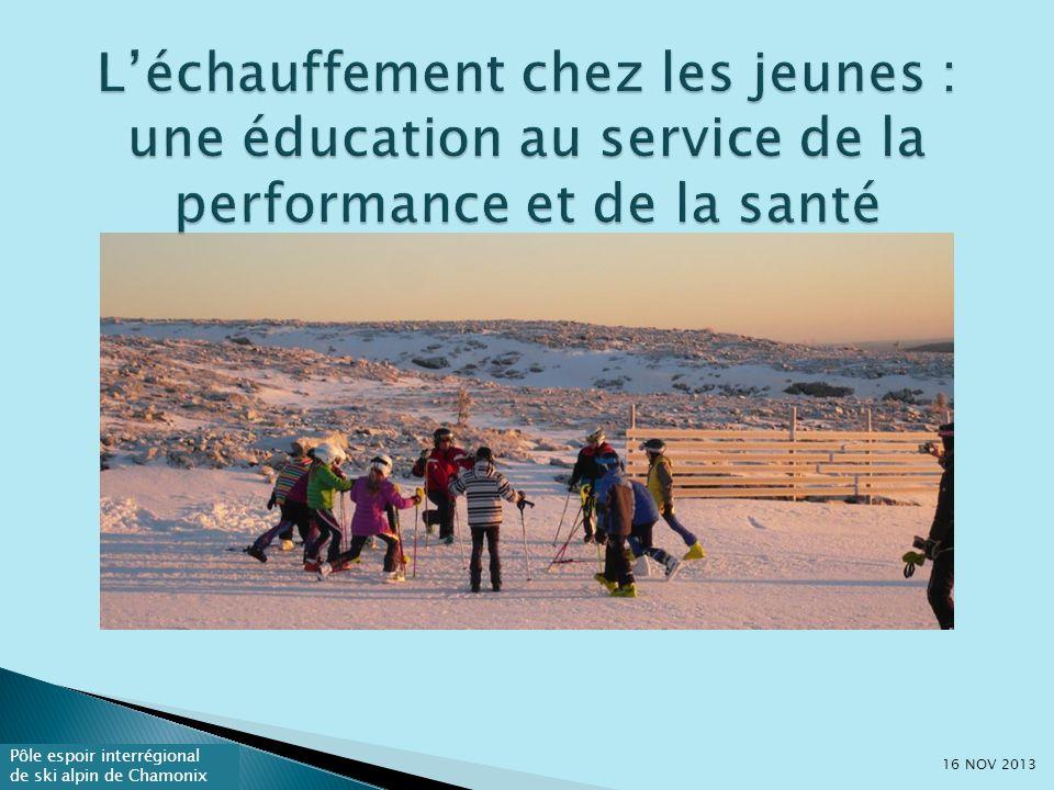 L'échauffement chez les jeunes : une éducation au service de la performance et de la santé