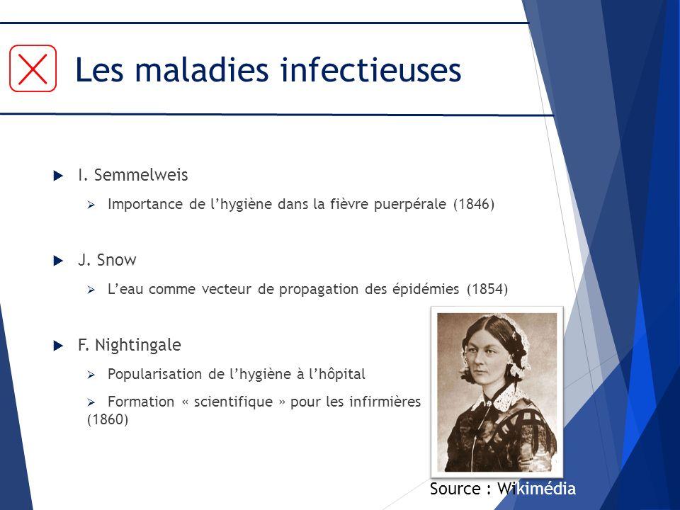Les maladies infectieuses
