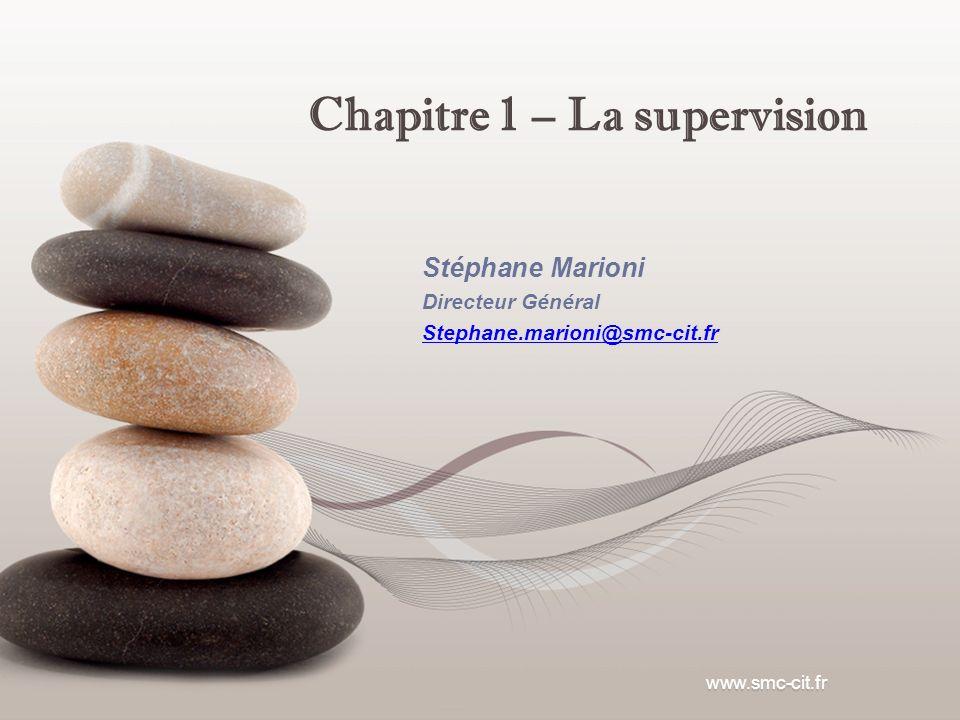 Chapitre 1 – La supervision