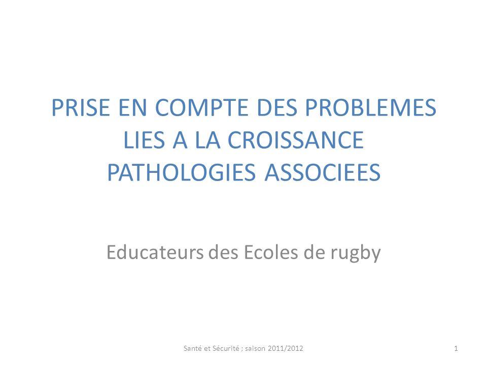 Educateurs des Ecoles de rugby