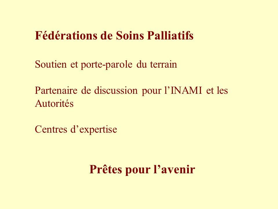 Fédérations de Soins Palliatifs
