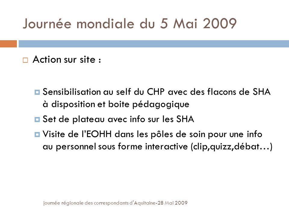 Journée mondiale du 5 Mai 2009