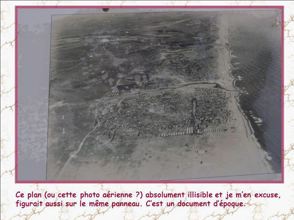 Ce plan (ou cette photo aérienne