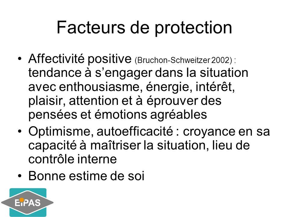 Facteurs de protection