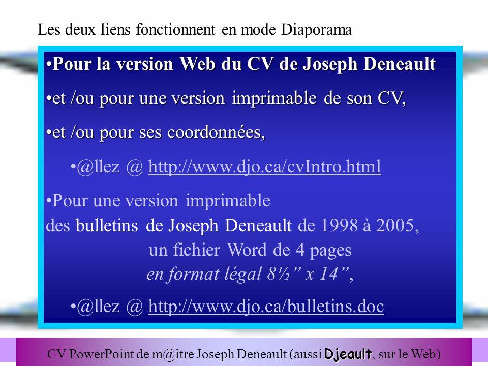 joseph deneault est trilingue