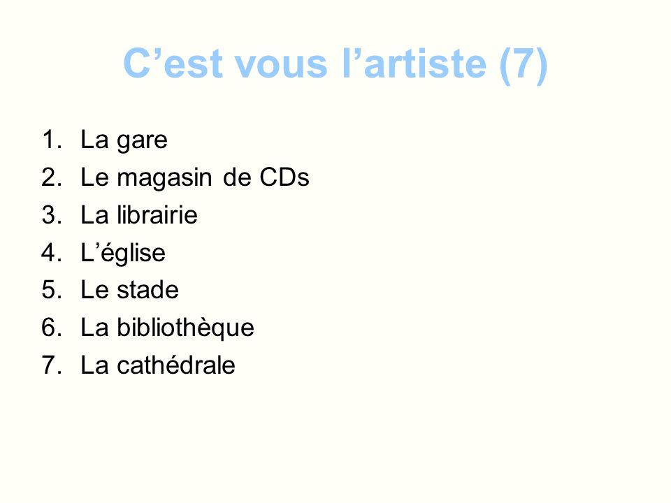 C'est vous l'artiste (7)