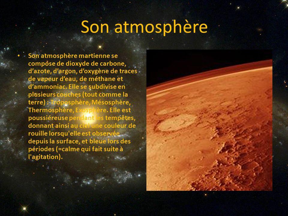 Son atmosphère