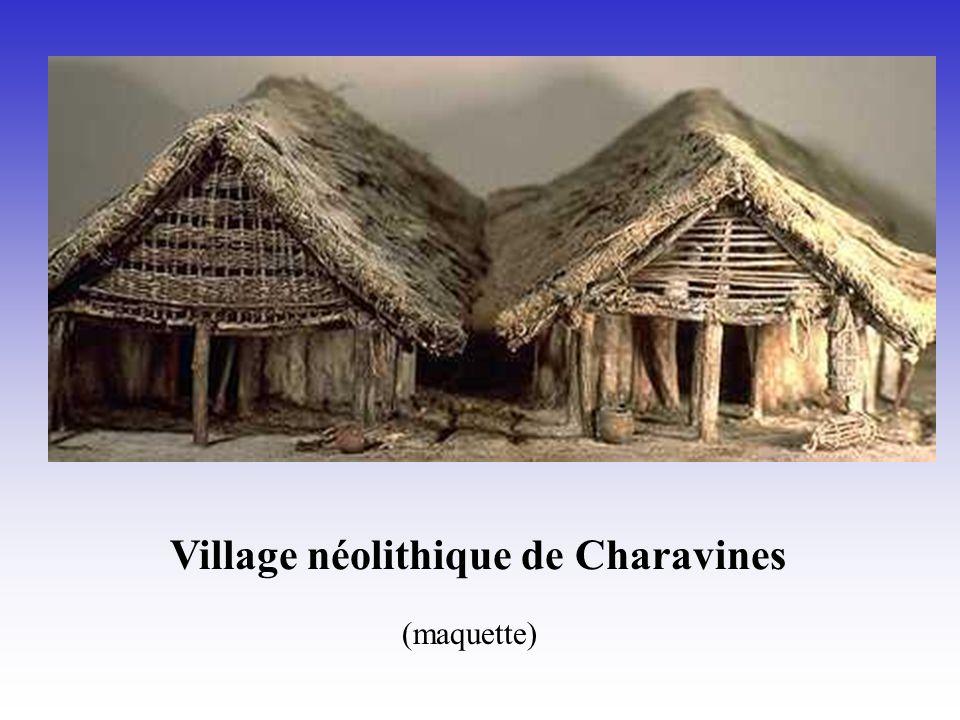 Village néolithique de Charavines