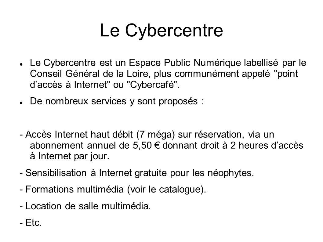 Le Cybercentre