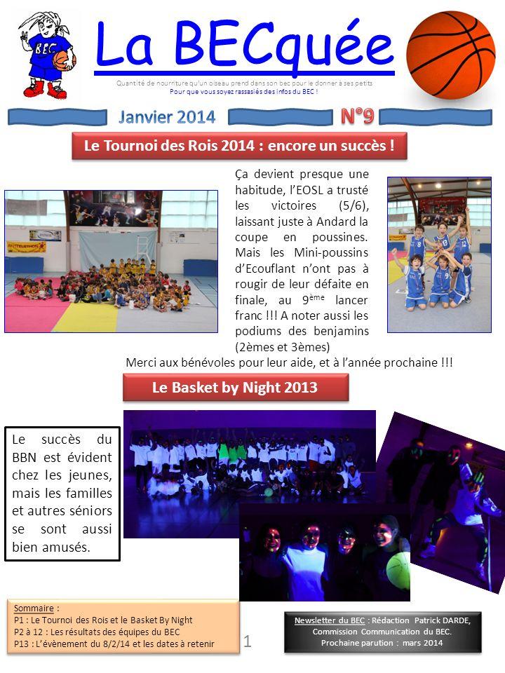 Le Tournoi des Rois 2014 : encore un succès !