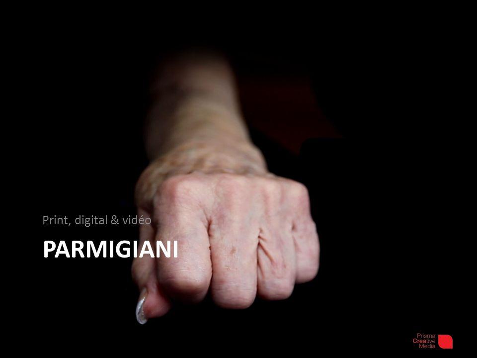 Print, digital & vidéo Parmigiani