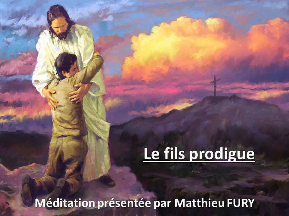 Méditation présentée par Matthieu FURY