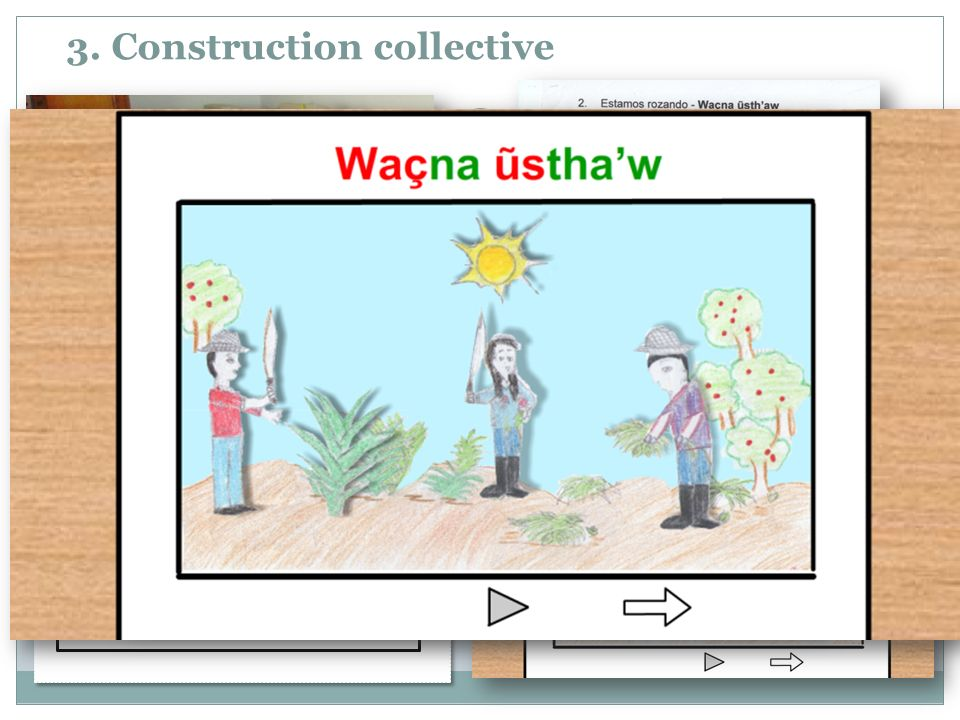 3. Construction collective
