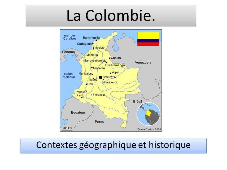 Contextes géographique et historique