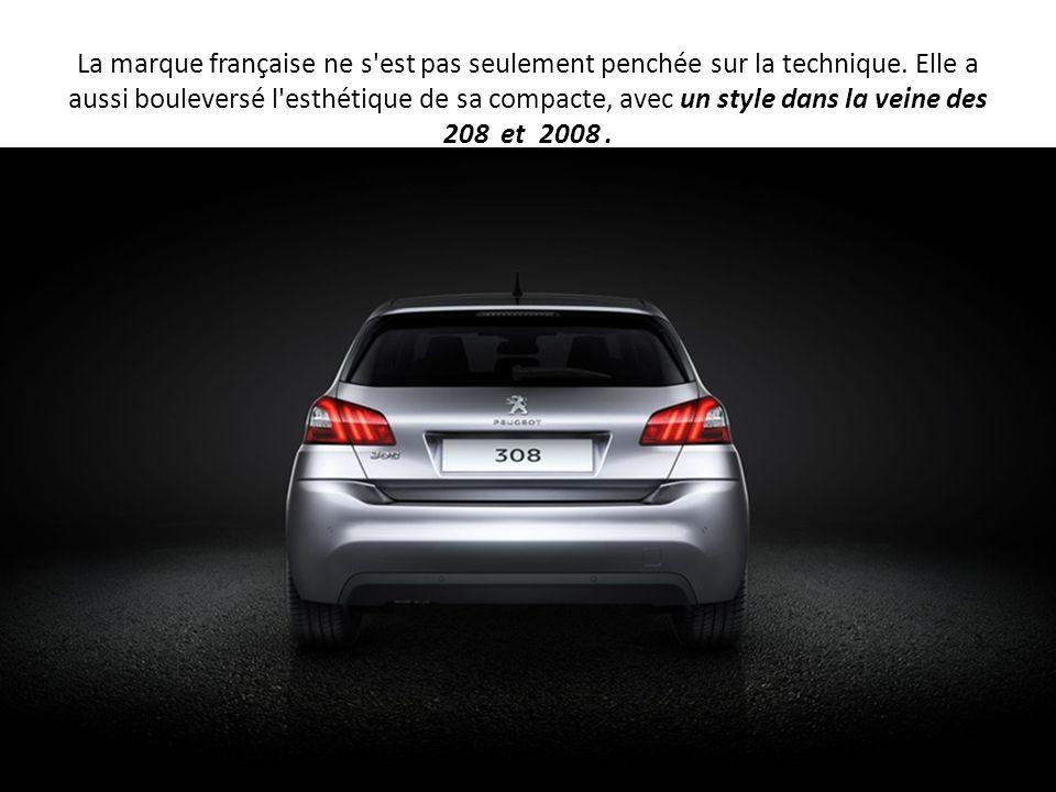 La marque française ne s est pas seulement penchée sur la technique