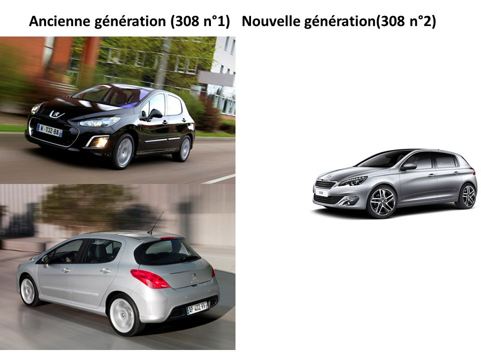 Ancienne génération (308 n°1)