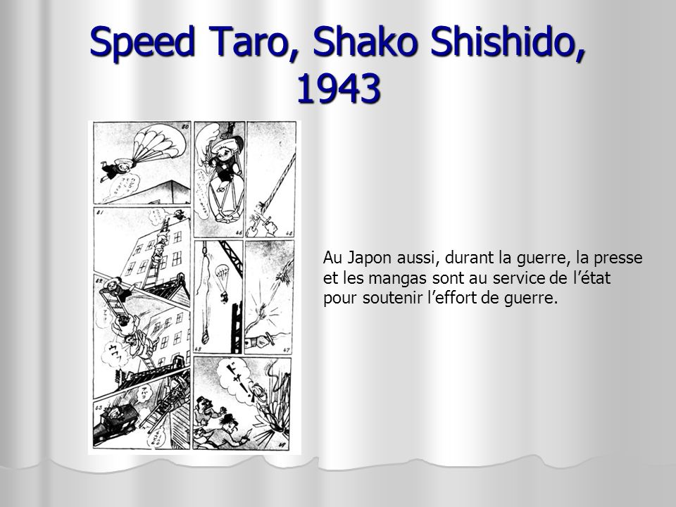 Speed Taro, Shako Shishido, 1943