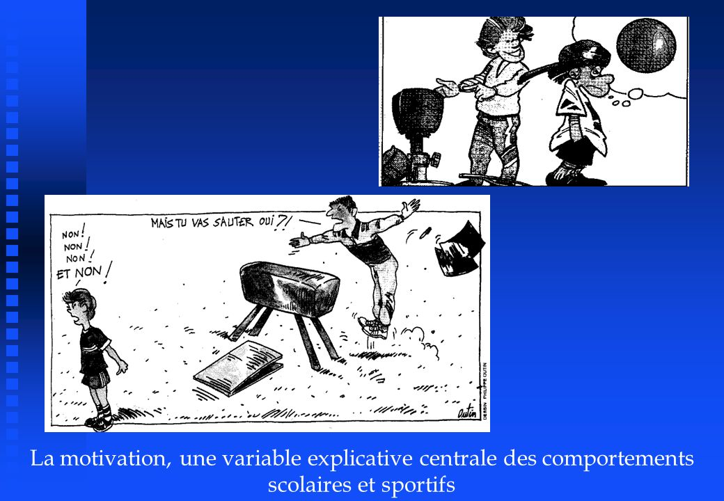 La motivation, une variable explicative centrale des comportements scolaires et sportifs