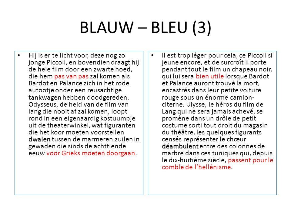 BLAUW – BLEU (3)