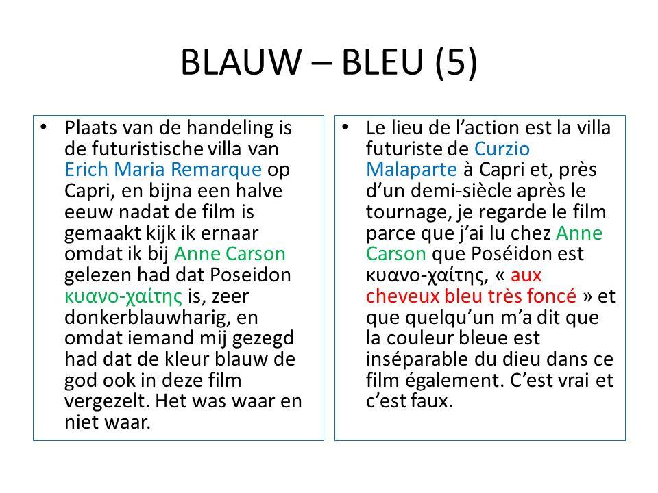 BLAUW – BLEU (5)