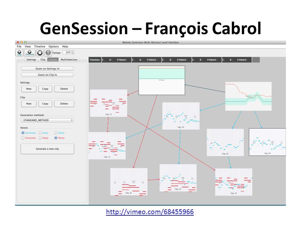 GenSession – François Cabrol
