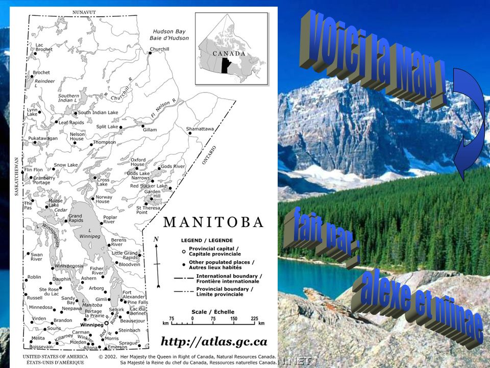 voici la Map ! fait par : alexe et niinae
