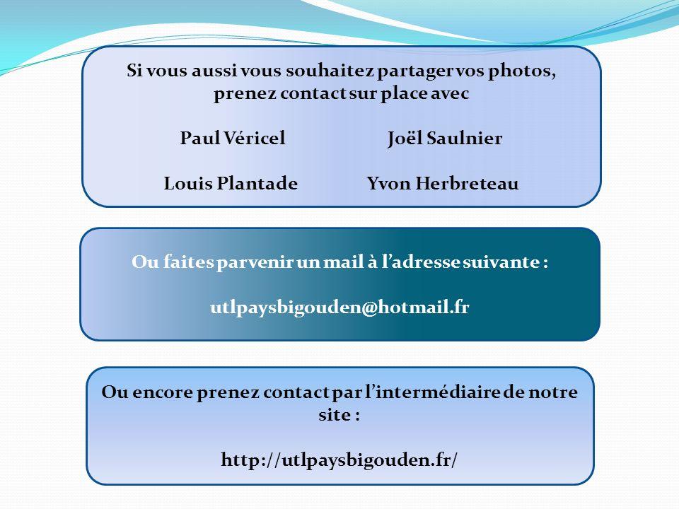 Paul Véricel Joël Saulnier Louis Plantade Yvon Herbreteau
