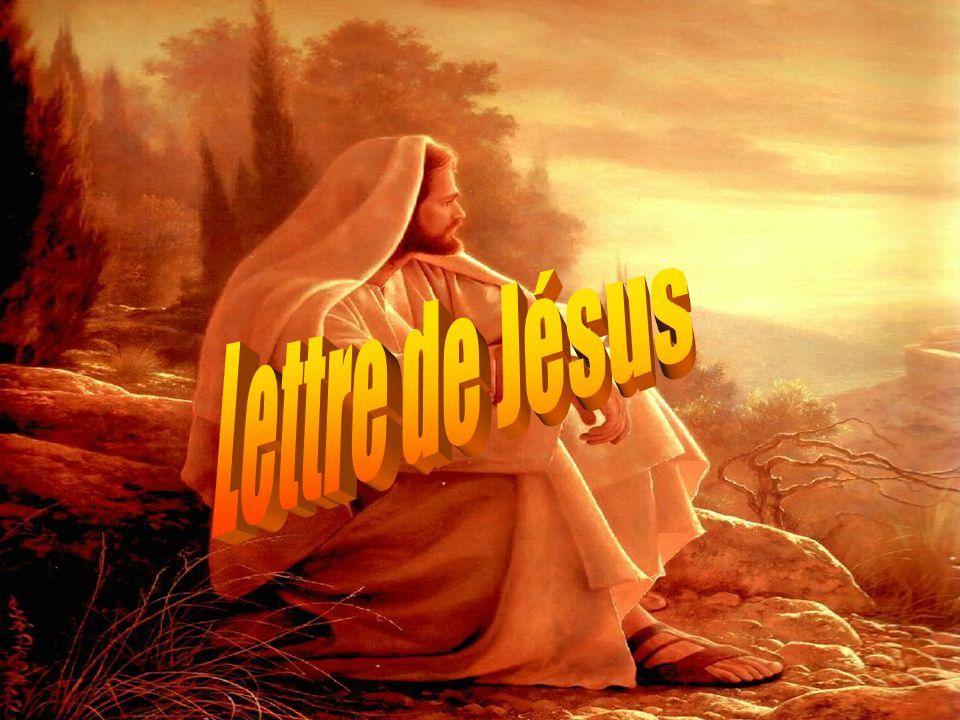 Lettre de Jésus
