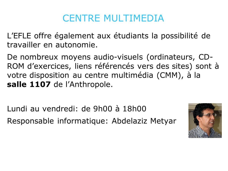Cinéclub & Cercle de lecture