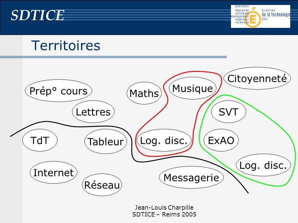 Territoires Citoyenneté Musique Prép° cours Maths Lettres SVT TdT