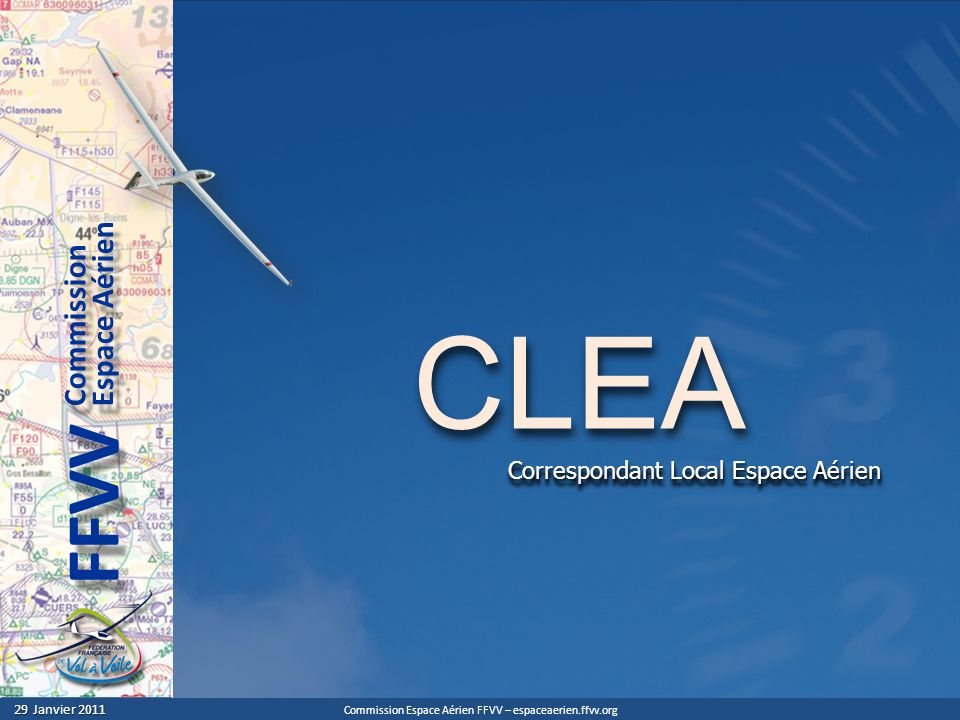 Correspondant Local Espace Aérien