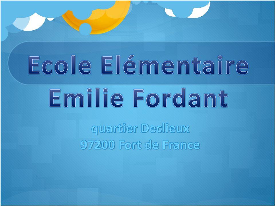 Ecole Elémentaire Emilie Fordant