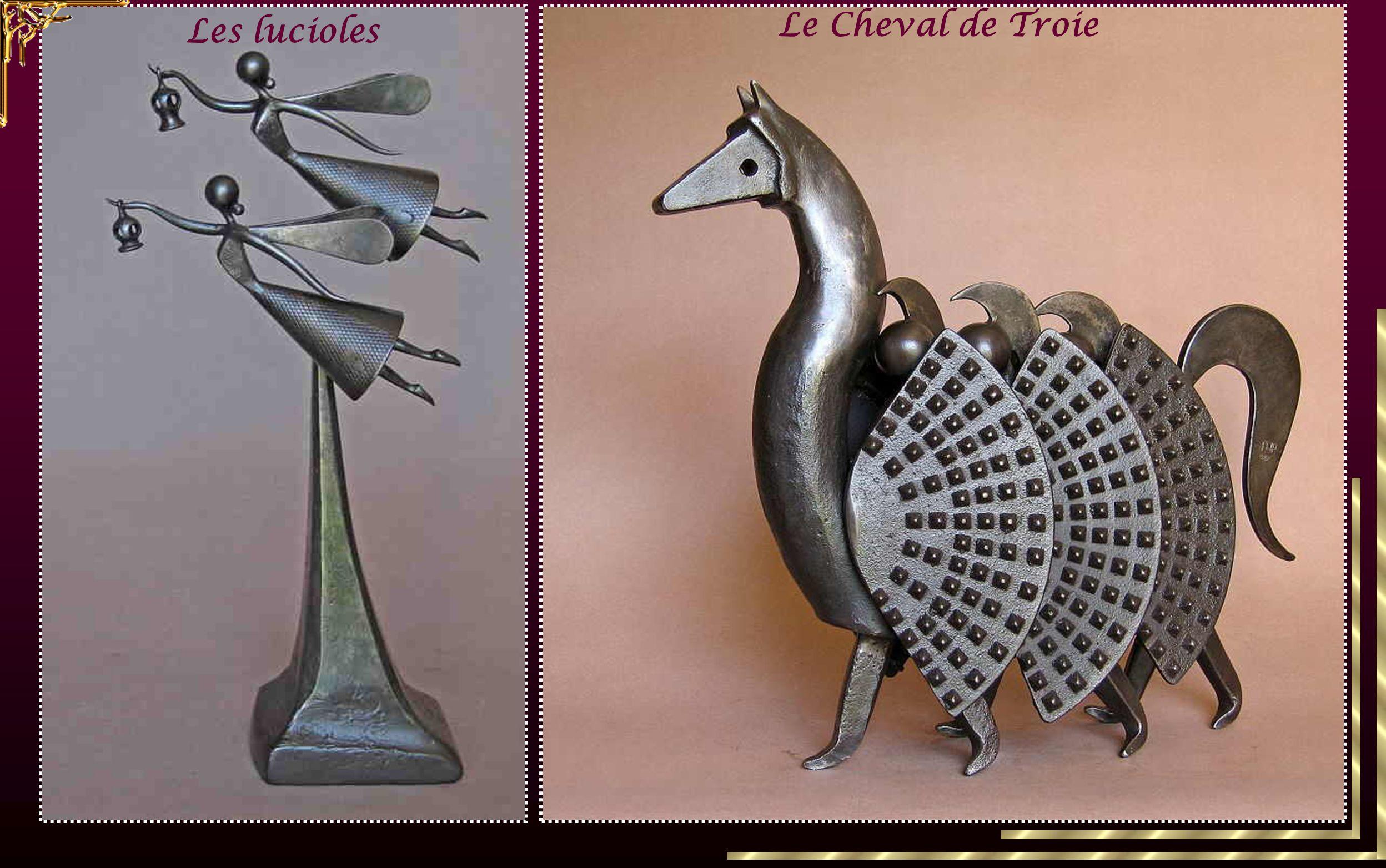 Le Cheval de Troie Les lucioles