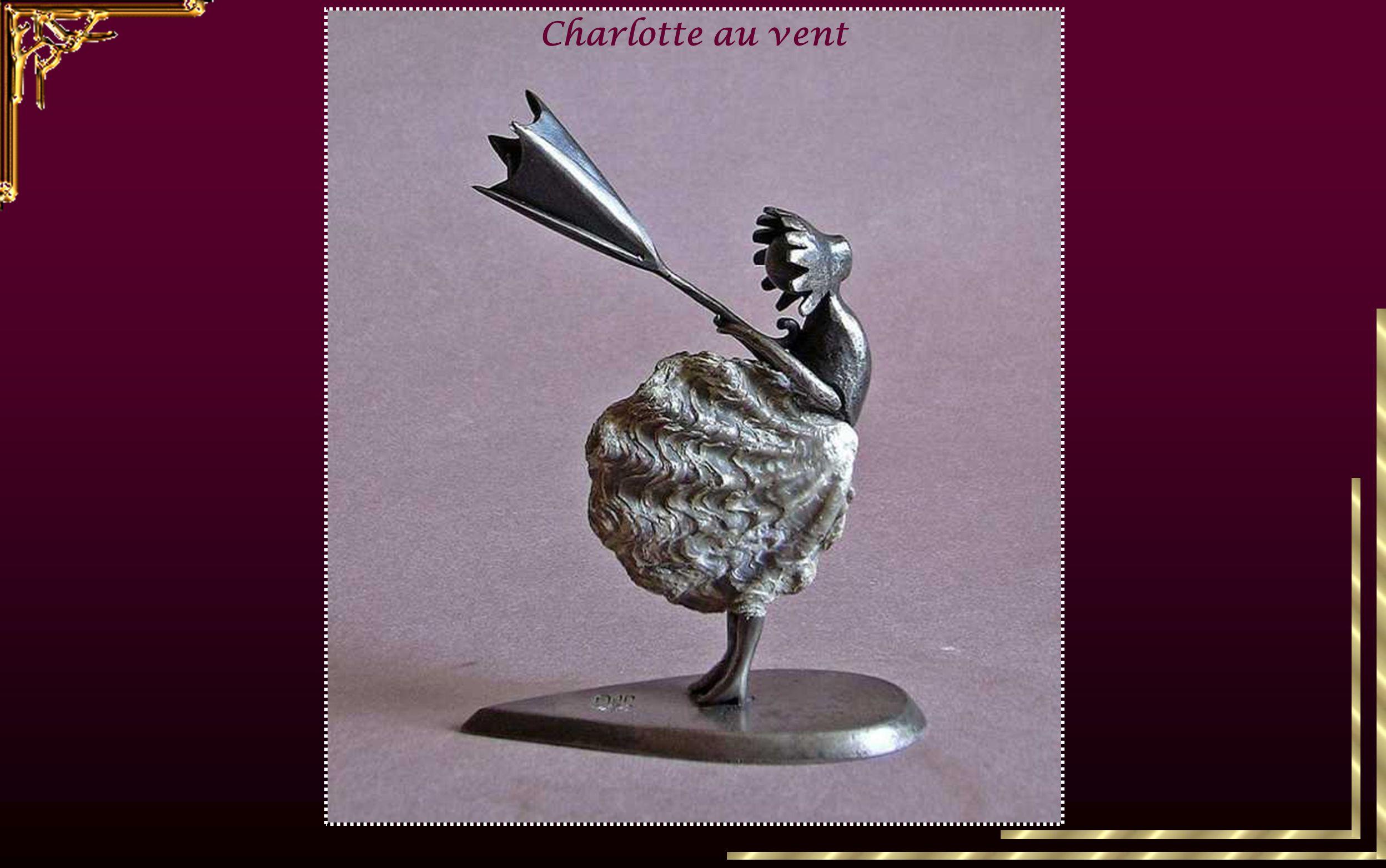 Charlotte au vent