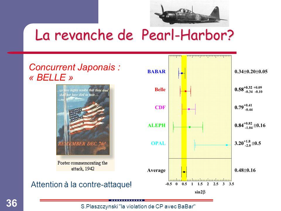 La revanche de Pearl-Harbor
