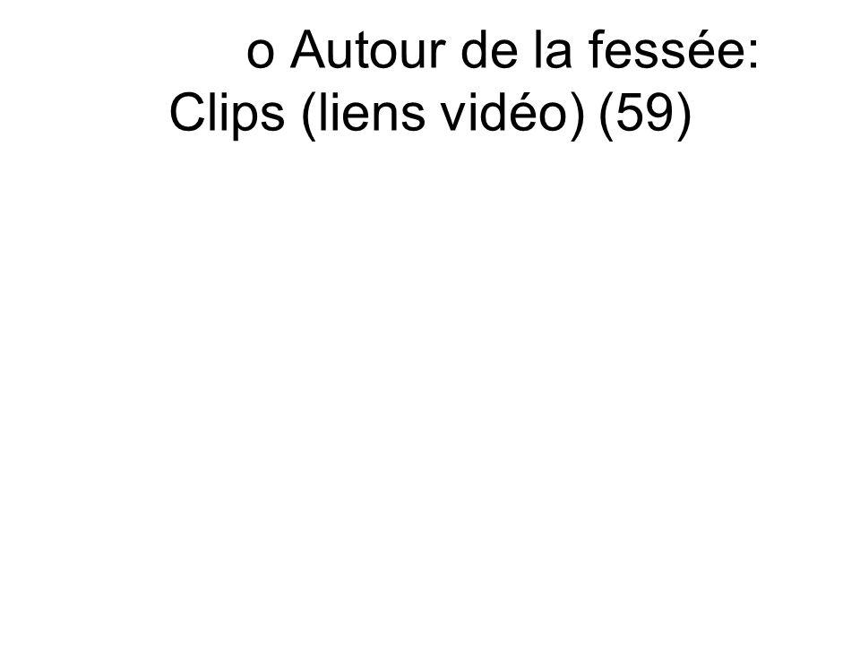 o Autour de la fessée: Clips (liens vidéo) (59)