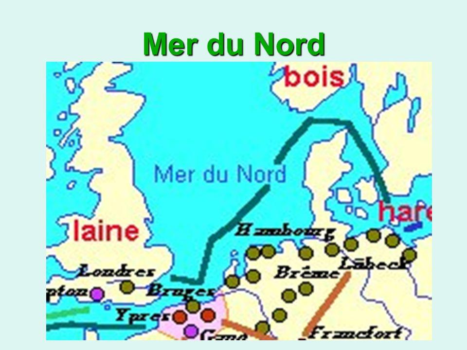 Mer du Nord