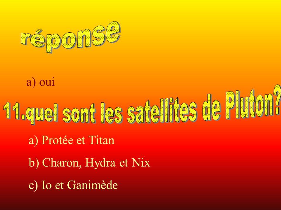 11.quel sont les satellites de Pluton