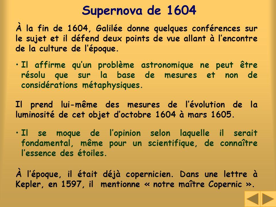 Supernova de 1604