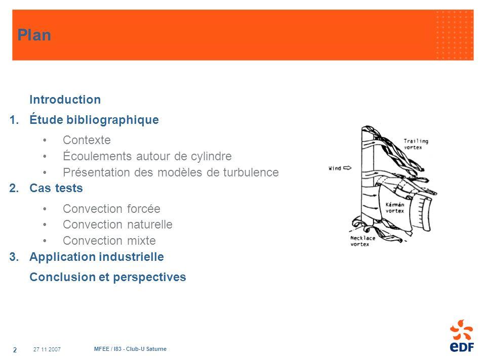 Plan Introduction Étude bibliographique Contexte